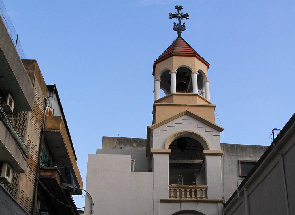 Ս. Քառասնից Մանկանց եկեղեցի, Նոր Մարաշ