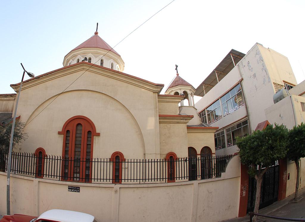 Ս. Աստուածածին եկեղեցի, Նոր Ատանա