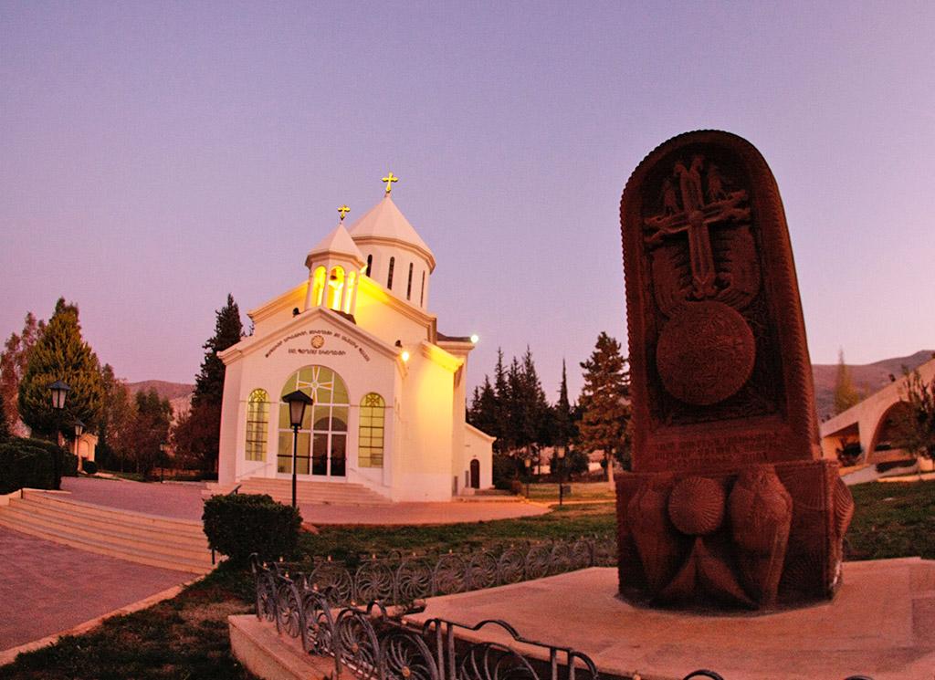 Ս. Պօղոս եկեղեցի, Այնճար