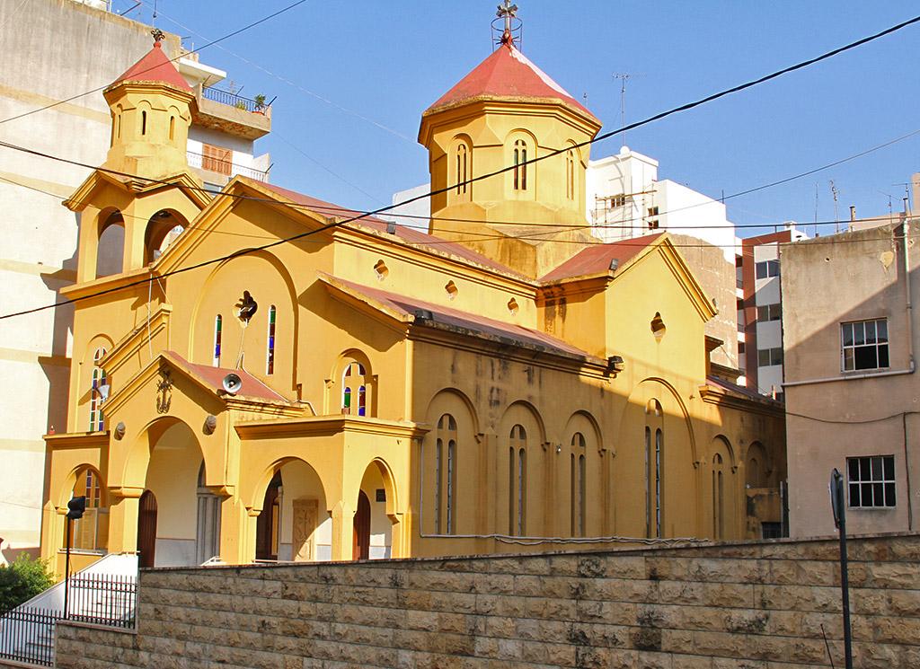 Ս. Յակոբ Եկեղեցի, Էշրէֆիէ