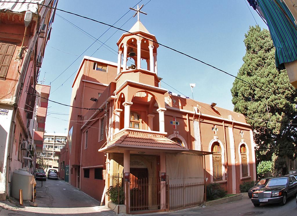 Ս. Յովհաննու Կարապետ եկեղեցի
