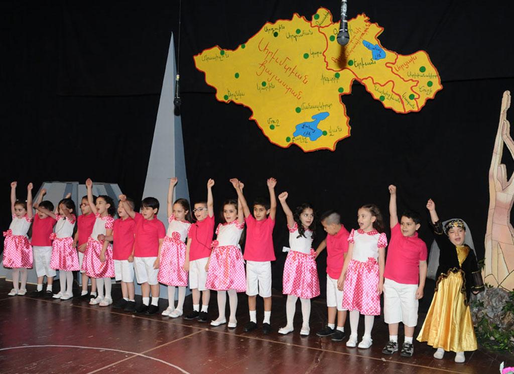Ազգ. Ս. Քառասնից Մանկանց վարժարան