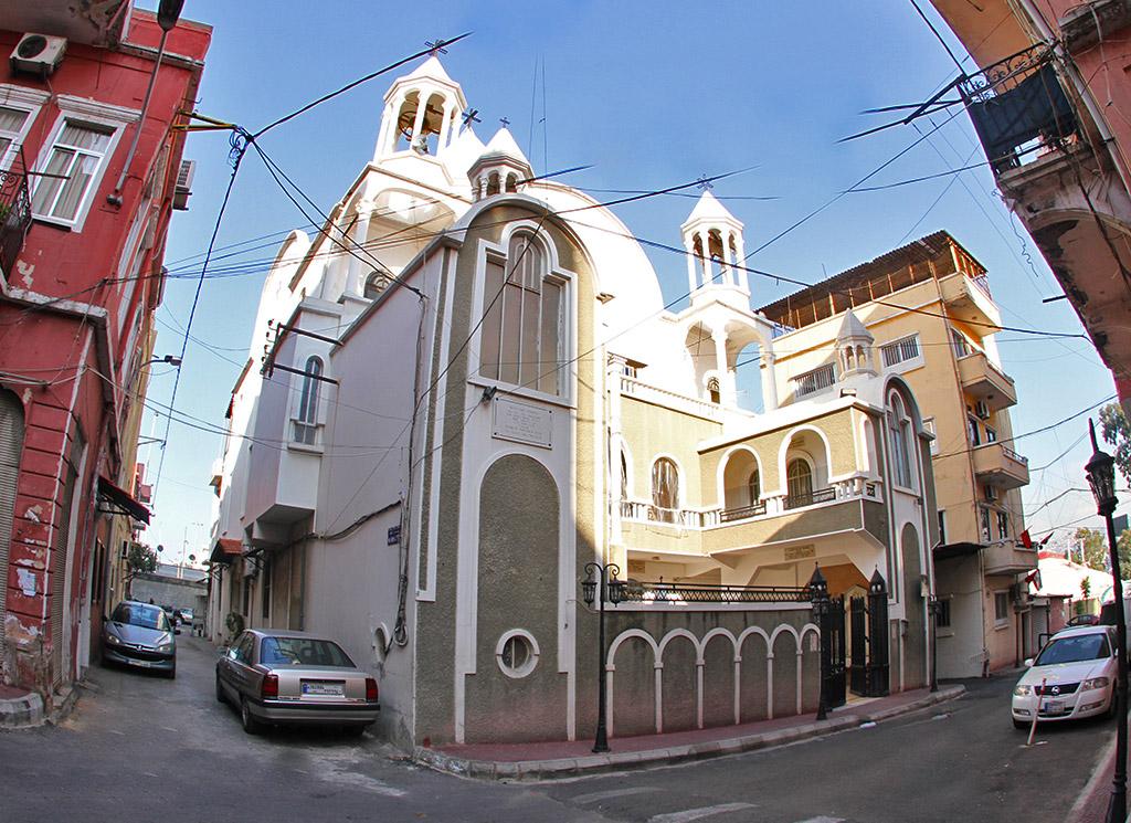 Ս. Գէորգ Եկեղեցի, Հաճըն