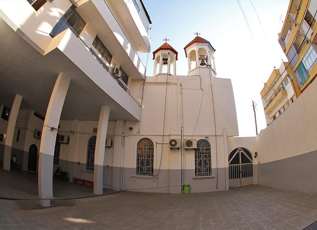 Ս. Յարութիւն եկեղեցի, Ռըմէյլ