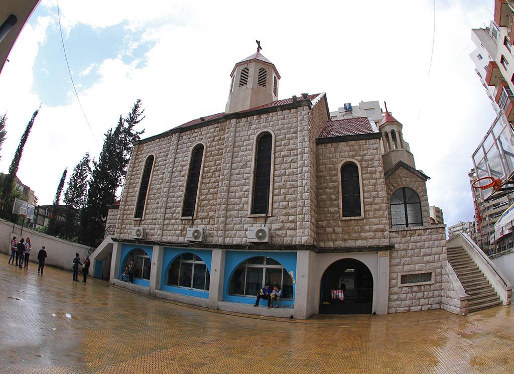 Ս. Հոգեգալուստ եկեղեցի, Թրիփոլի