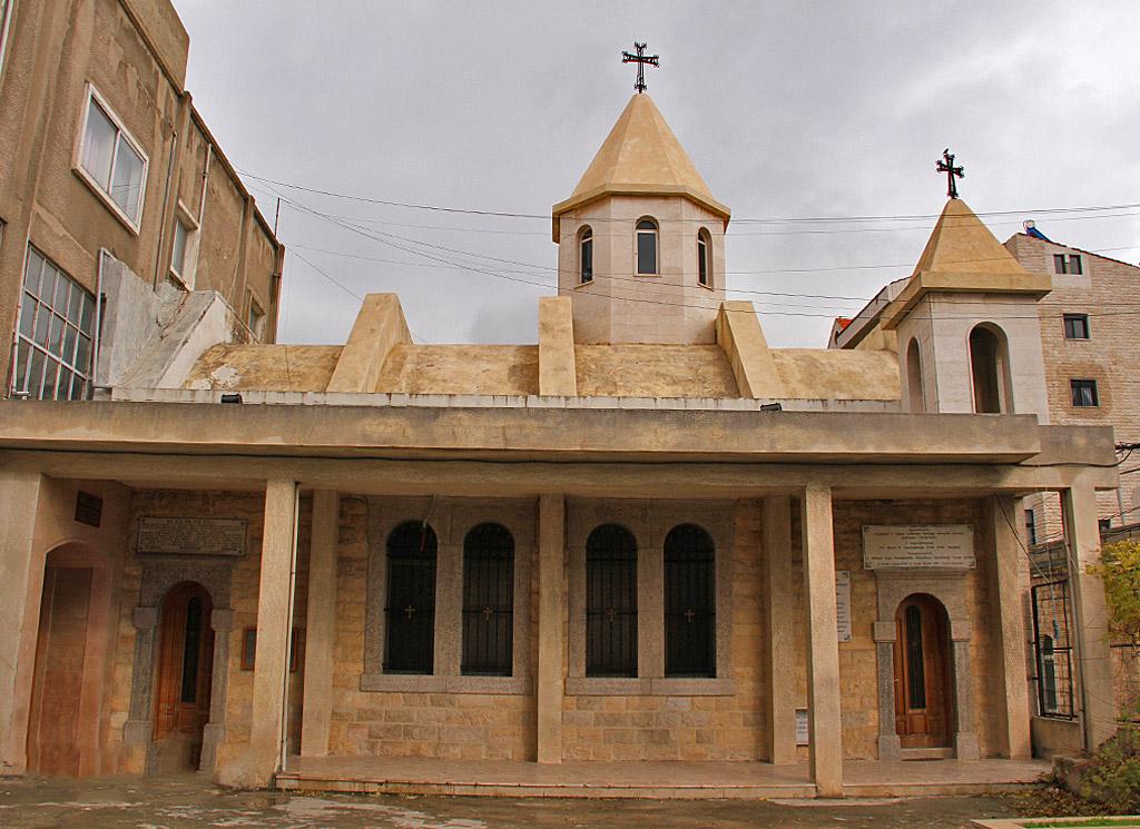 Ս. Գրիգոր Լուսաւորիչ եկեղեցի, Զահլէ